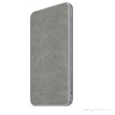 Внешний аккумулятор Mophie Powerstation Mini (401102977) USB-C 5000 mAh (Grey)