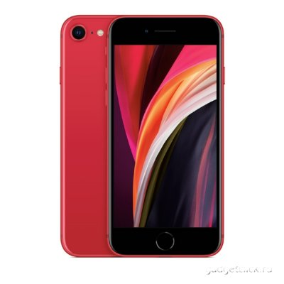 iPhone SE (2020) Red 256 Gb